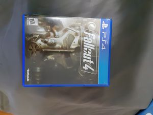 FallOut 4 ps4 game for Sale in Lancaster, PA