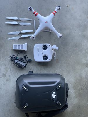 DGI phantom 3 drone for Sale in Vallejo, CA
