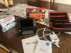 Nintendo 3ds XL Samus Edition for Sale in Port Richey, FL