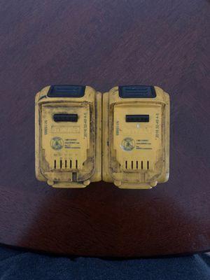 De Walt batteries an drill for Sale in Takoma Park, MD
