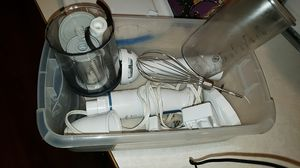 Electric hand blender for Sale in Kent, WA