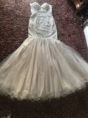 Terani couture Prom dress Size 0 for Sale in Richmond, CA