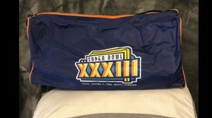 Vintage NFL Super Bowl Duffle Bag for Sale in Milwaukee, WI