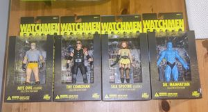 Watchmen Series 2 Collectors Figures for Sale in Fallbrook, CA