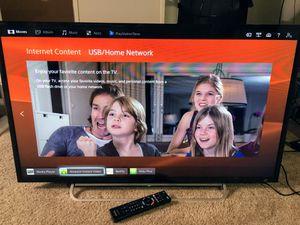 Sony Bravia 40 inch HD LED Flat Screen Smart TV for Sale in Tacoma, WA