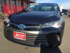 2016 Toyota Camry Hybrid for Sale in Seattle, WA