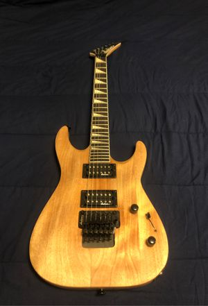 Jackson natural electric guitar for Sale in Hialeah, FL