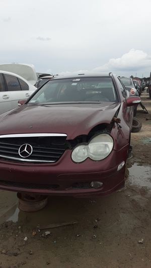 2003 Mercedes C 230 for parts for Sale in Houston, TX