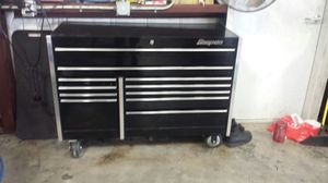 Snap on tool box. (New condition) for Sale in Austin, TX