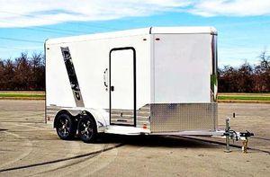 💲 1️⃣0️⃣0️⃣0️⃣ e🇳c🇱o🇸e🇩 🇨a🇷g🇴 🇹r🇦i🇱er hitch type bumper pull for Sale in San Bernardino, CA