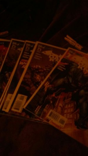 The dark knight 1-7 for Sale in Knoxville, TN