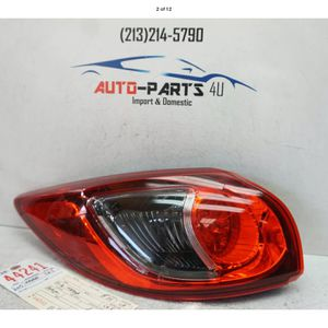2013 2016 MAZDA CX5 CX-5 LEFT DRIVER TAIL LIGHT OEM 2014 2015 UF44241 for Sale in Lynwood, CA