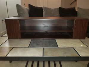 Floating wall media shelf for Sale in St. Charles, MD