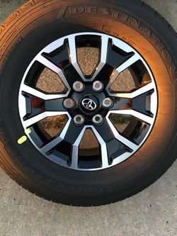 Trd Sport Rims And Tires for Sale in Mission Viejo,  CA