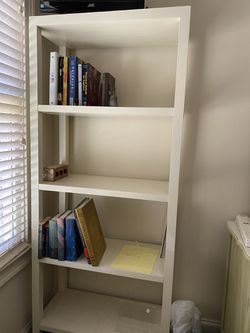 Solid Wood White Etageres, $75 Each for Sale in Smyrna,  GA