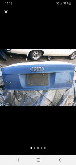 Trunk for 2002 Audi a4 for Sale in Los Angeles, CA