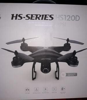 Holy Stone HS120D GPS Drone with camera for adults for Sale in Tempe, AZ