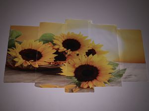 Sunflower living room and kitchen decor for Sale in Lehigh Acres, FL