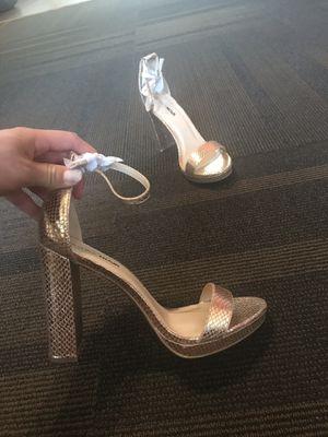 Fashion Nova Heels for Sale in Marysville, WA
