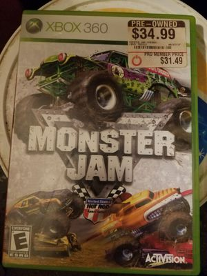 Monster Jam for Sale in Bowling Green, MO
