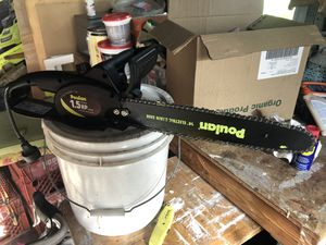 Electric chain saw for Sale in Eugene, OR