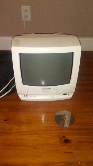 Panasonic tv vcr combo for Sale in Paducah, KY