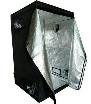 NEW IN BOX 4x4ft Grow Tent with Metal Frame & Corners for Sale in Scottsdale, AZ