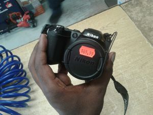 MINT Nikon COOLPIX L120 14.1MP Digital Camera (Black) for Sale in Baltimore, MD