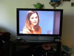 VIZIO P50HDM PLASMA TV IN WORKING ORDER. for Sale in Carol Stream, IL