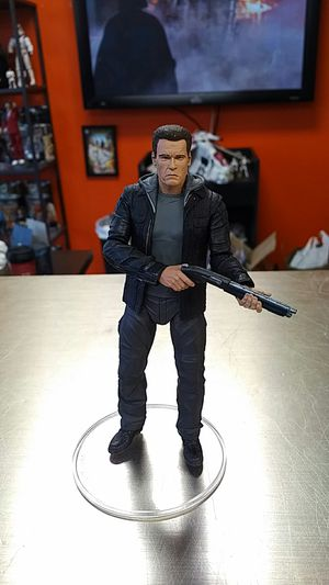NECA Terminator Genesis T-800 Guardian Action Figures for Sale in Vancouver, WA
