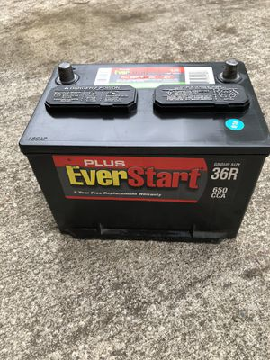 Battery 36R-3 for Sale in Hillsboro, OR