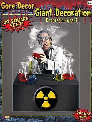 Mad Scientist Background for Sale in New Port Richey, FL