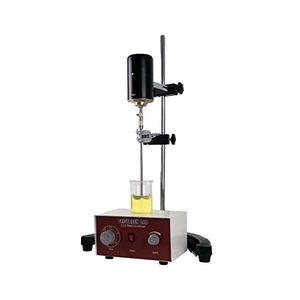 American Fristaden Lab Overhead Stirrer 20L Heavy Duty 3000 RPM 60W Electric Mixer Overhead Stirrer for Lab and Industrial User Adjustable Height 20L for Sale in Las Vegas, NV