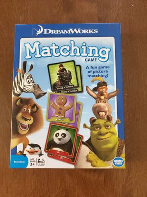 Kids matching game by wonder forge for Sale in San Bernardino, CA