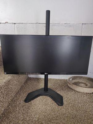 LG ultrawide monitor 2560x1080 60hz for Sale in El Cajon, CA