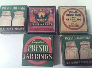 Advertising new old stock Ring seals for Sale in Eolia, MO