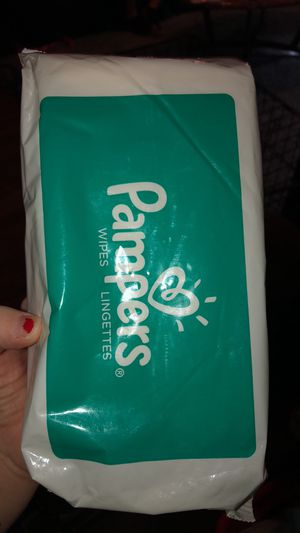 Pampers wipes for Sale in Midland, TX