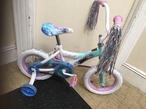Frozen kids bike for Sale in Brooklyn, NY