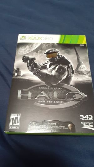 Xbox360 HALO ANNIVERSARY for Sale in CRYSTAL CITY, CA