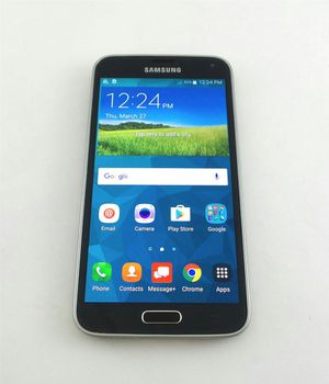 Unlocked Samsung Galaxy S5 Smartphone LIKE NEW - AT&T T-Mobile Verizon Cricket S 5 metro pcs for Sale in San Diego, CA