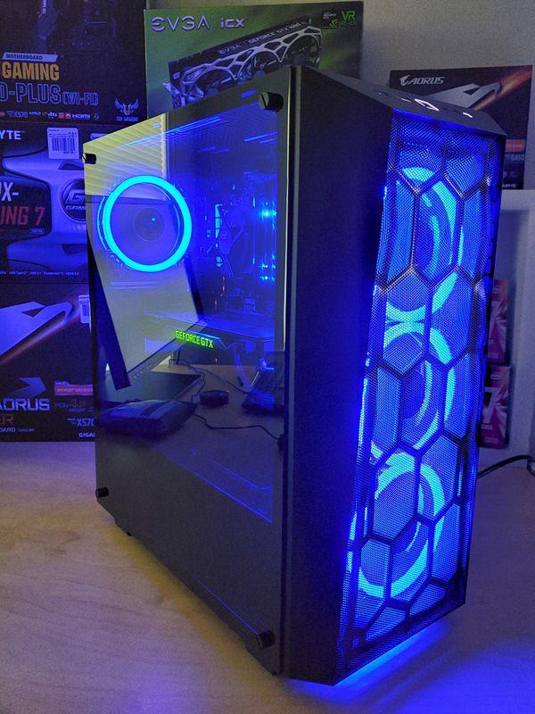 Intel Nvidia Founders Edition Custom Gaming PC
