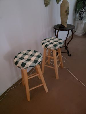 Two stools for Sale in Fort Lauderdale, FL