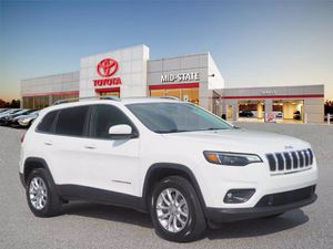 2019 Jeep Cherokee for Sale in Asheboro, NC