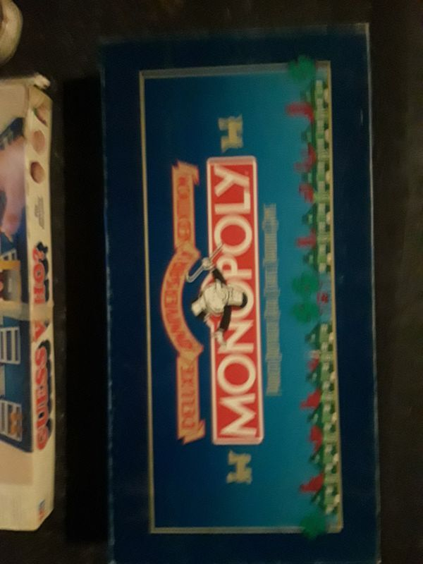 Monopoly Deluxe Anniversary Edition