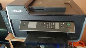 Lexmark printer and scanner for Sale in Paw Paw, MI