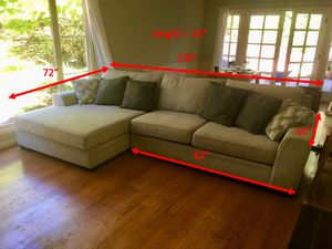 Large Sectional (Delivery Available) for Sale in Canyon, CA