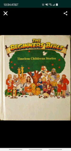 Beginner's Bible for Sale in Bloomington, CA