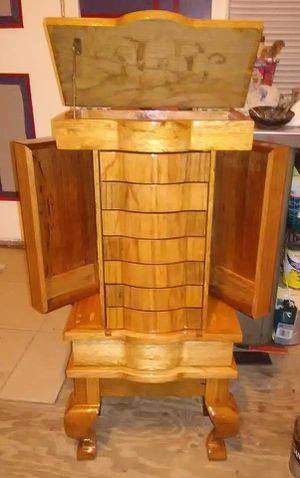 Used, Custom Jewelry Boxes for Sale for sale  Denham Springs, LA