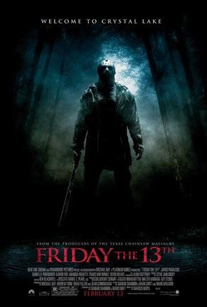 Friday the 13th Movie Theater Poster! for Sale in Traverse City, MI