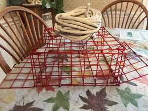 11 Crab Traps & 2 Crab Baskets $65.00 Price Firm for Sale in Lake Shore, MD
